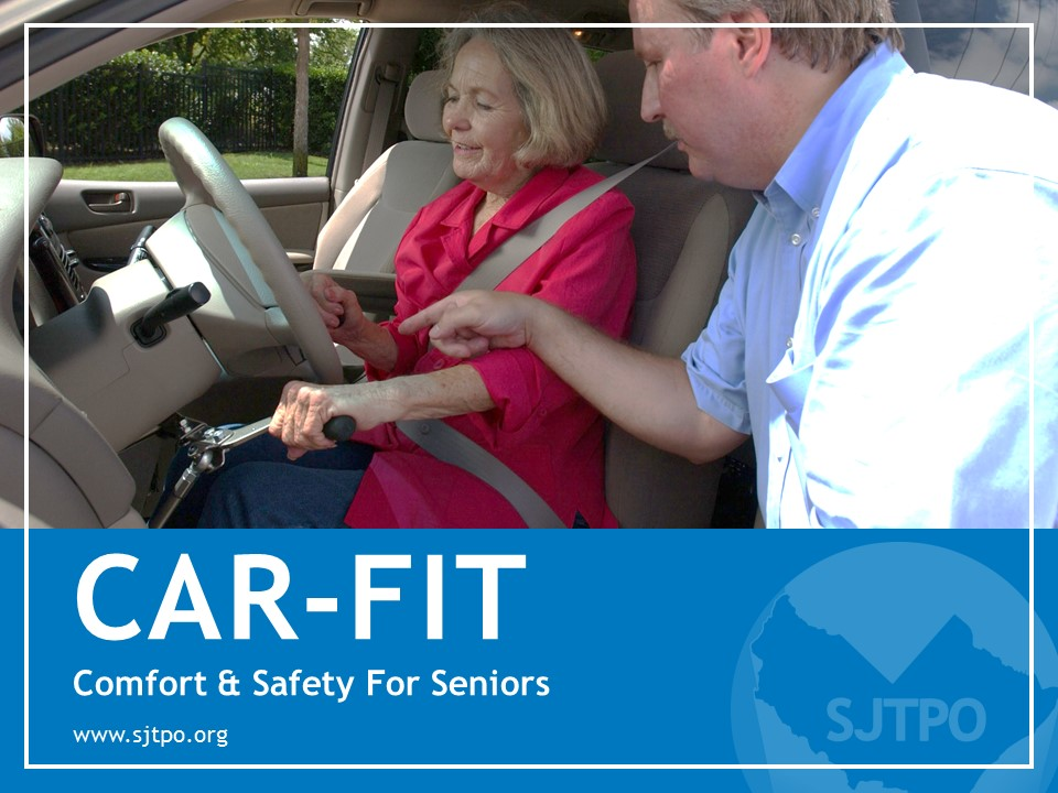 Car-Fit for Senior Drivers
