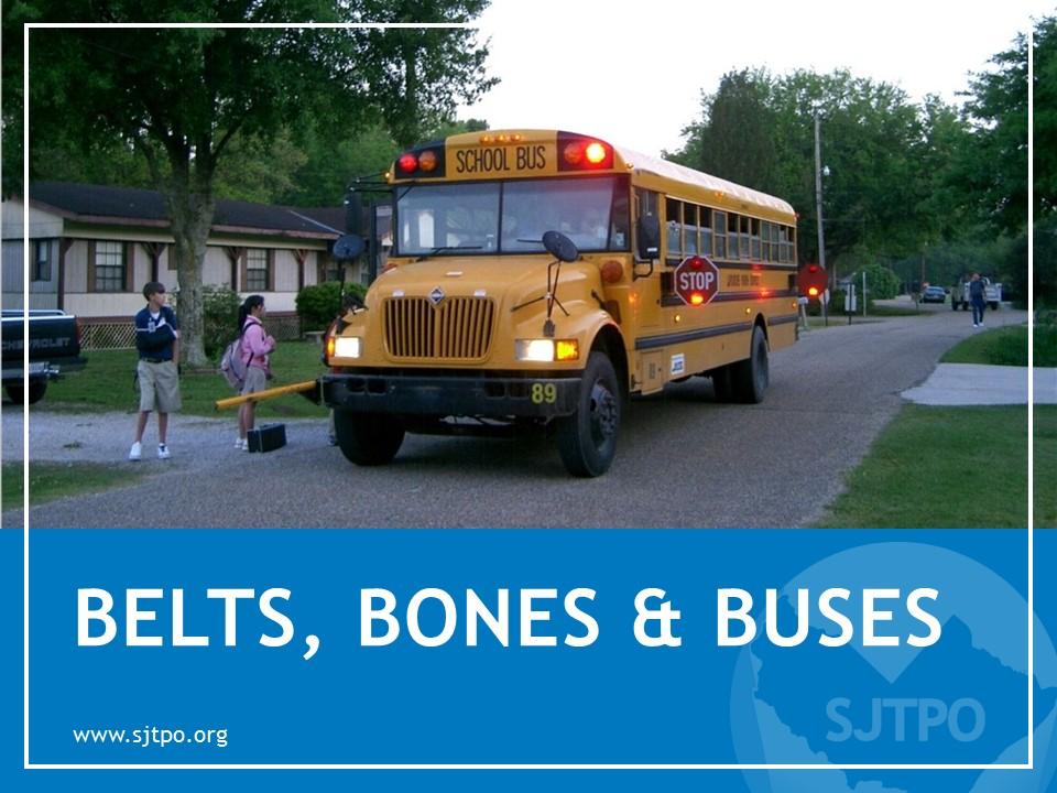 Belts, Bones, and Buses