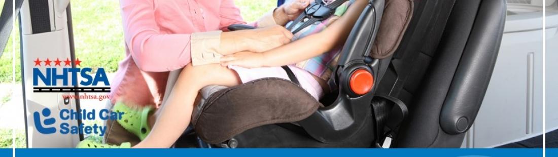 Child Passenger Safety – Child Passenger Safety Technician Training